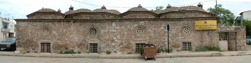 Süleyman Paşa Medresesi Restorasyon Projesi_